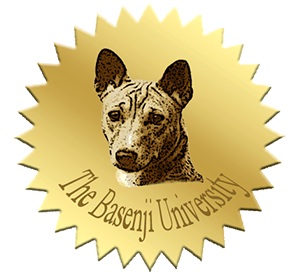 Seal of the Basenji University